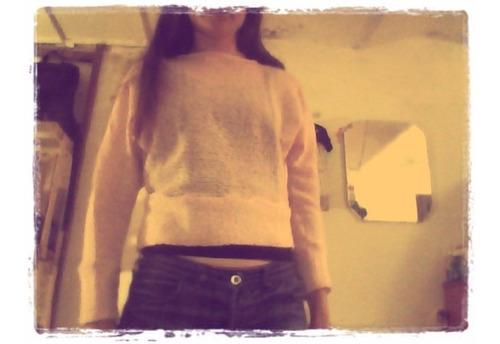 buzo hilo. mangas anchas! puño mangas y cintura. c/envío inc
