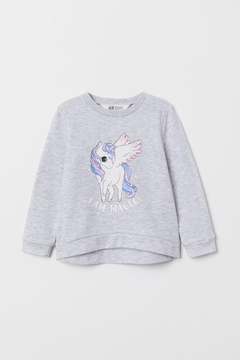 abdcc9bad Buzo H&m Unicornio Nuevo Talle 1-1/2 A 2 Años - $ 490,00 en Mercado ...