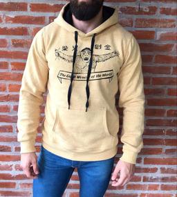 f177ed19bd Buzo Mostaza Hombre - Buzos y Hoodies de Hombre en Mercado Libre ...