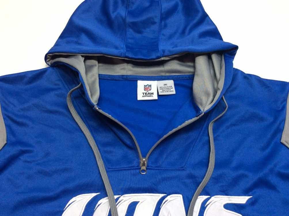 on sale eb4a0 d894e Buzo Hoodie Detroit Lions Nfl Americano Canguro Especial 3xl - $ 2.500,00