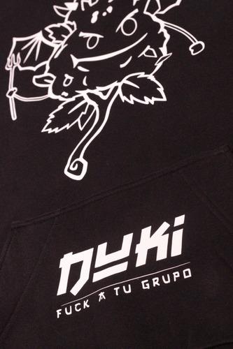 buzo hoodie fuck a tu grupo / premium / venta oficial