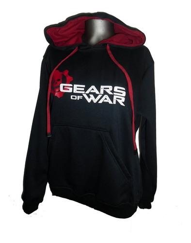 buzo hoodie gamers gears of war adulto