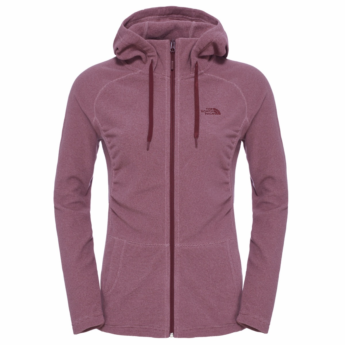 e62c4c393b3f2 Buzo Polar The North Face Mezzaluna Hoodie Mujer Original -   2.300 ...