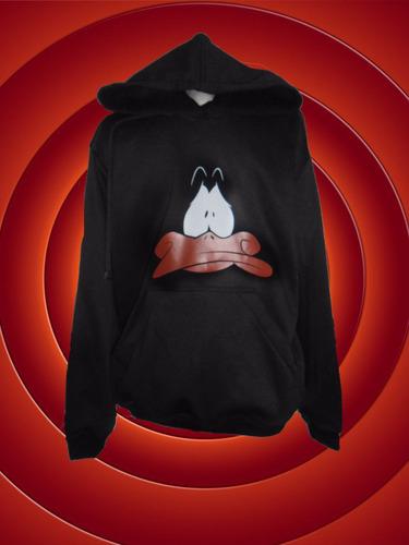 buzo hoodie warner bros pato lucas infantil
