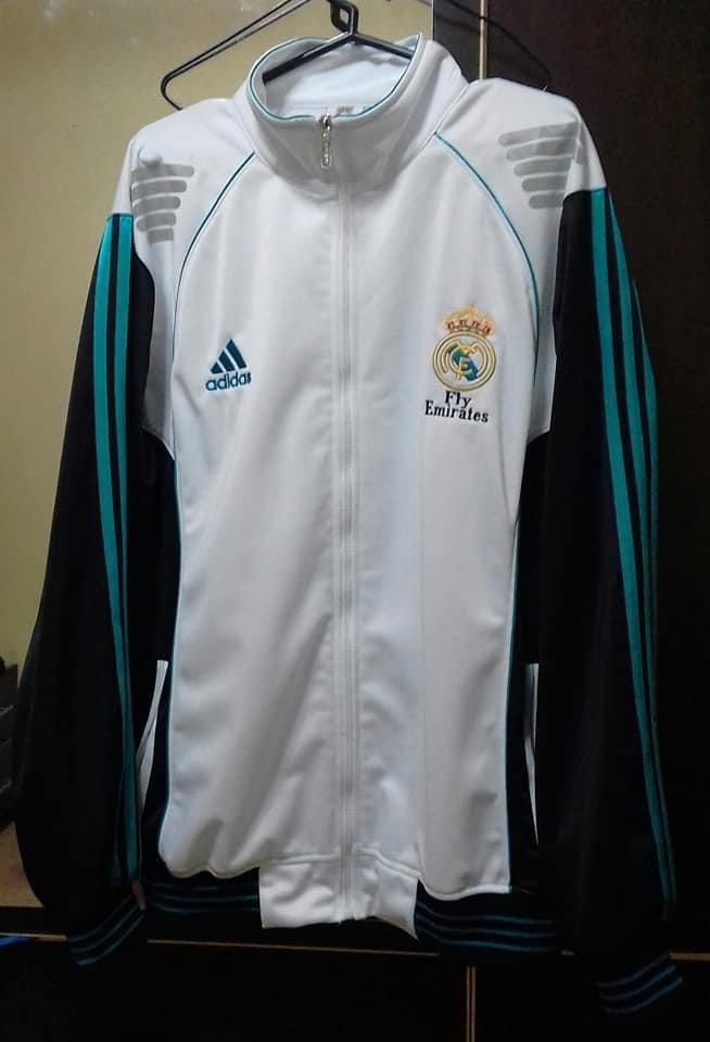 c571c9f1e6415 Buzo Importado Oficial Del Real Madrid Modelo 2018 adidas - S  180 ...