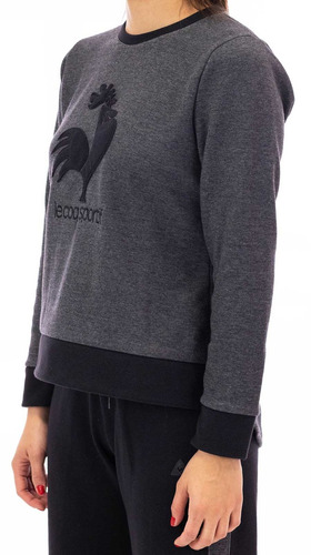 buzo  le coq sportif  rooster crewsweat  mujeres