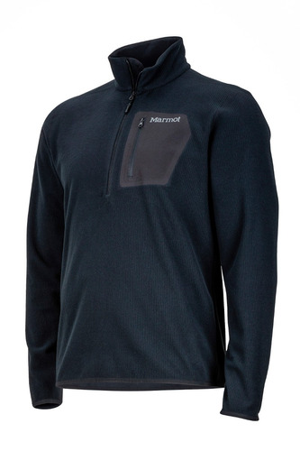 buzo medio cierre fleece / polar rangleley marmot