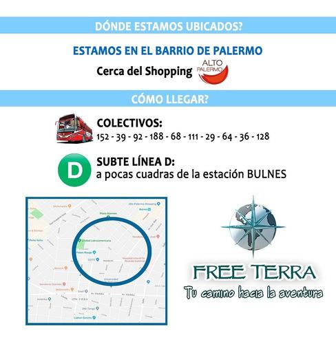 buzo micropolar termico mujer columbia glacial 3 palermoº