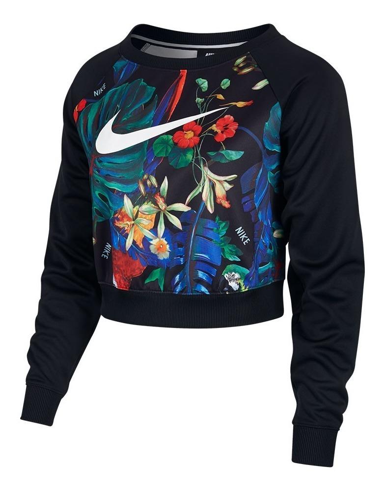 Género Calle Impermeable  Buzo Nike Hyper Flora Mujer - $ 2.299,00 en Mercado Libre