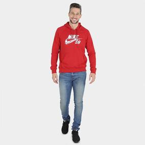 Mendigar Egomanía Sabio  Unboxing Nike Jordan - Buzos y Hoodies para Hombre Con capucha Rojo en  Mercado Libre Argentina