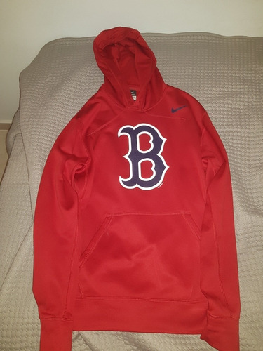 buzo nike terma fit de los boston red sox