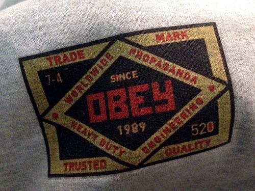 buzo obey - calidad premium