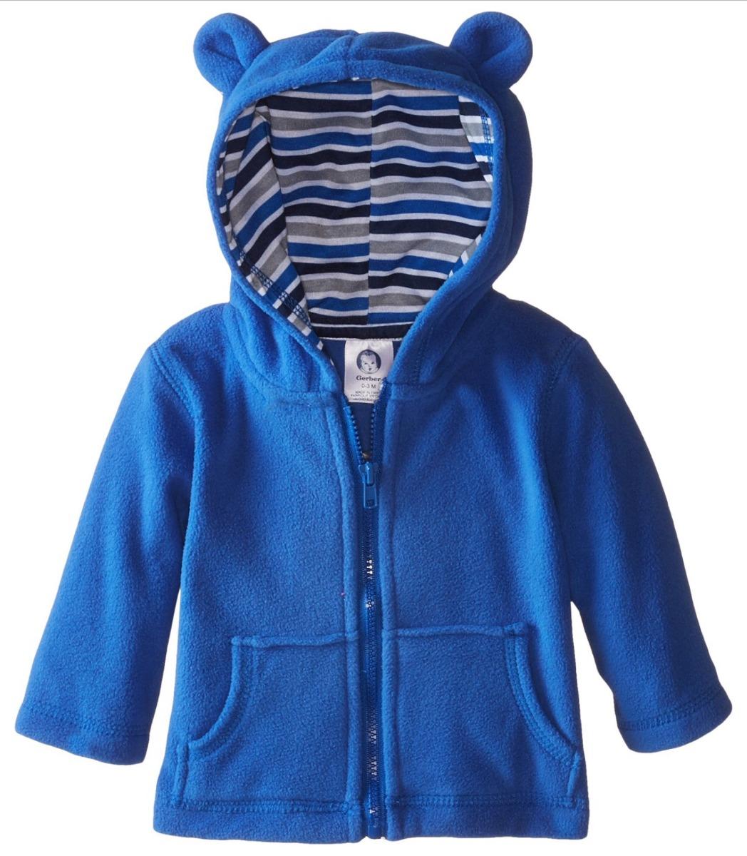 7662f5eca9855 Buzo Polar Calentito Para Bebé De 0-3 Meses Gerber -   950