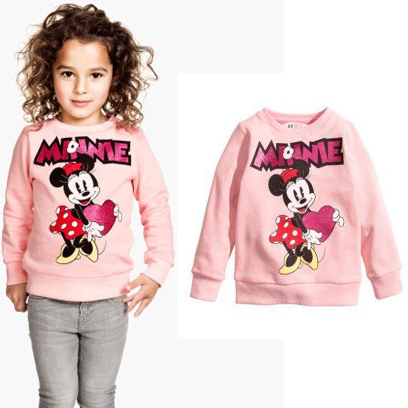 8a5413d2130 buzo pink cuello redondo minnie mouse niña jumper 2a7años. Cargando zoom.