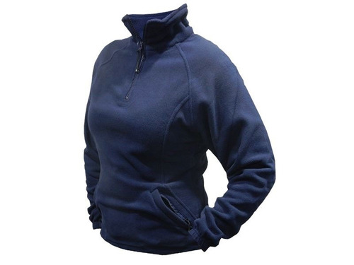buzo polar dama ae uniformes abrigado asegurado disershop