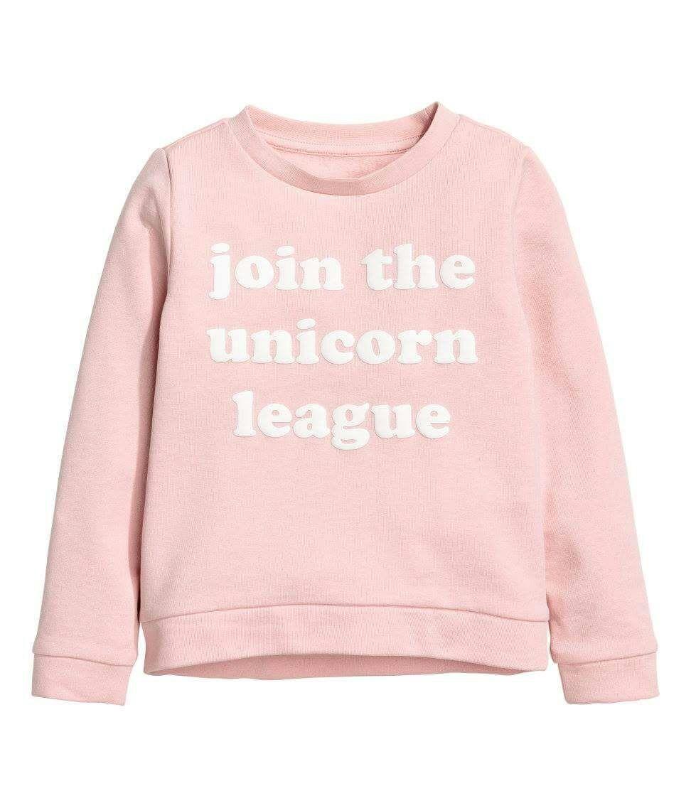 10596d115 Buzo Rosa Unicornio H&m - $ 550,00 en Mercado Libre