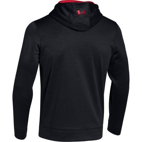buzo under armour hombre big logo hoodie twist