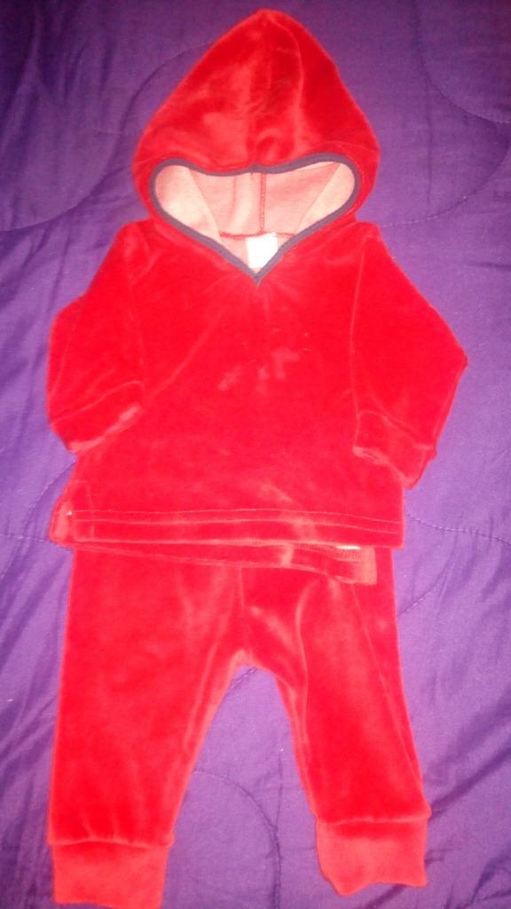 Buzo Y Pantalon Plush Bebe 0 A 3 Meses Diseño -   130 95f972ebb266