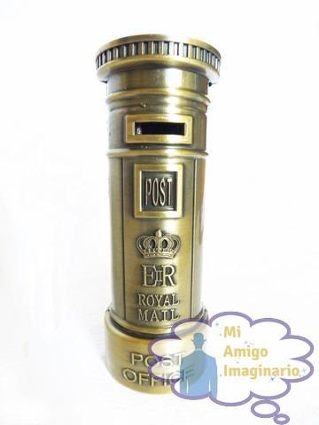Buzon ingles real londres inglaterra metal vintage colores en mercado libre - Buzon vintage ...