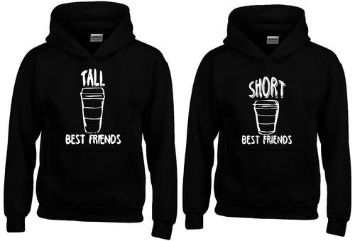 buzos amigas promoción bff tall &short