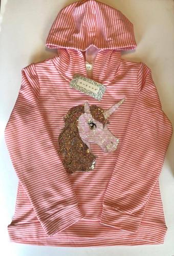 buzos canguros unicornio btween importados de usa