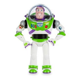 Buzz Interativo Disney Fala 10 Frases Toy Story 4 S/caixa