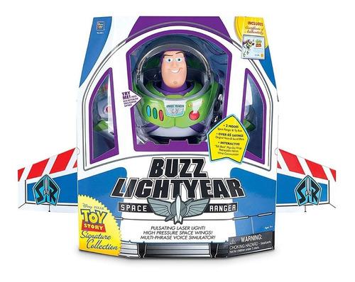 buzz light year buzzligh year interactivo original 6 cuotas