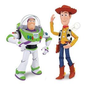 Buzz Lightyear / Woody Interactivos Dicen Frases Parlantes