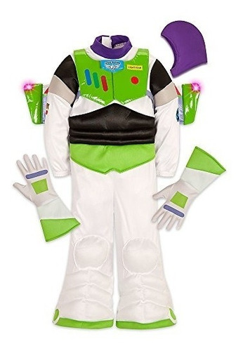 buzz lightyear costume disney store talla 78