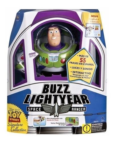 buzz lightyear edición de colección toy story toy plus 64011