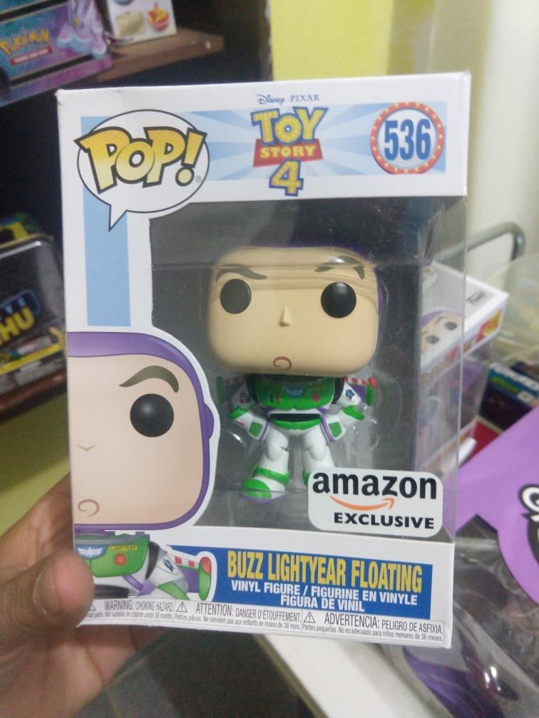 Lightyear Funko Buzz Amazon Pop Exclusivo Ovn0wmN8