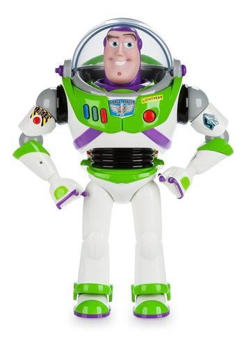 buzz lightyear juguete con luces y sonidos, toy story disney
