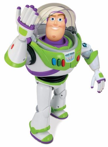 buzz lightyear karateka muñeco toy story
