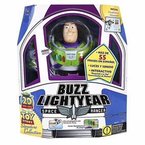 Caja 55 Buzz Lightyear Frases Original hxorsCdBtQ