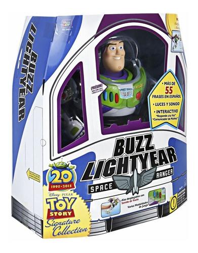 buzz lightyear original toy story habla en español