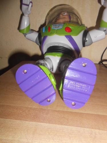 buzz lightyear thinkway no nuevo.