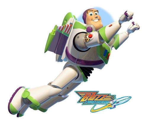 buzz lightyear toy story 3 sticker adhesivo gigante