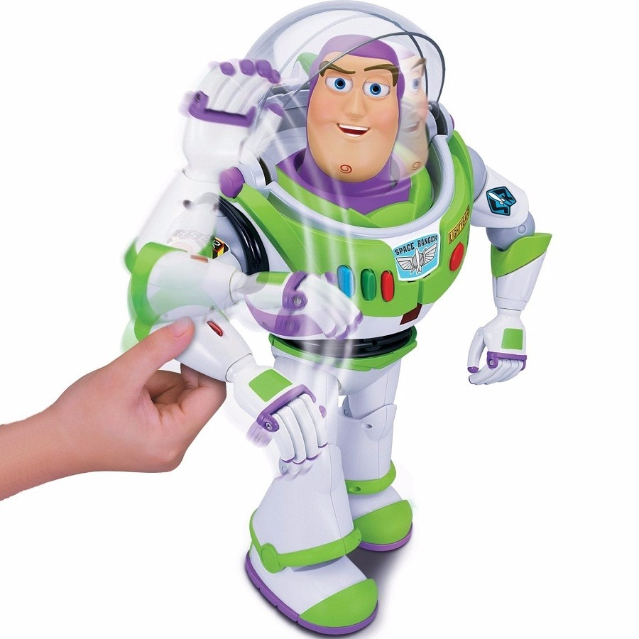 buzz lightyear ultimate bilingue a control remoto toy story. Cargando zoom. 41b977b4776