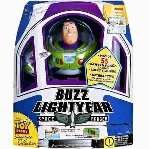 buzz ligthyear- interactivo español