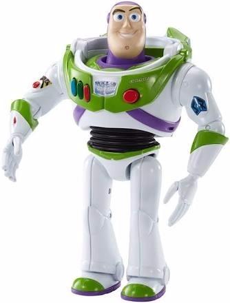 Buzz Woody Zurg Toy Story 20 Cm Frases Y Sonidos Mattel -   1 e5818c10931