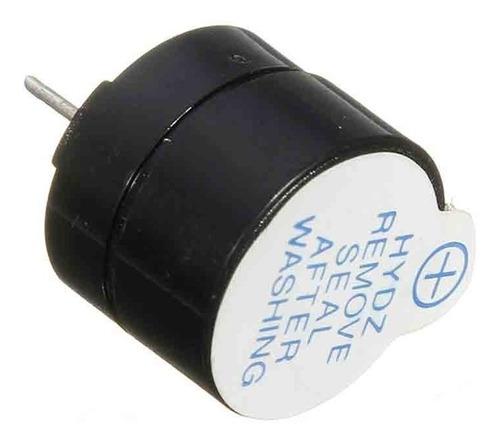 buzzer zumbador pasivo de 5v arduino pic raspberry arv arm
