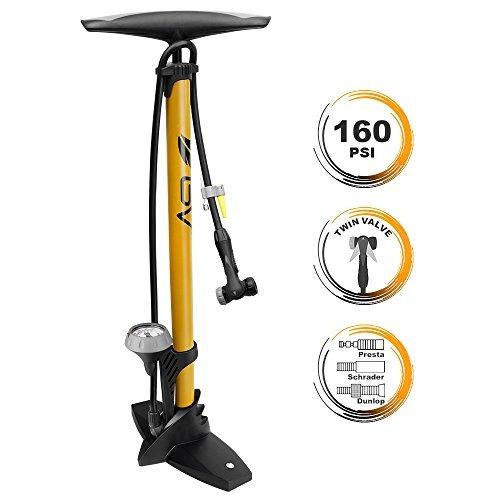 bv bicicleta ergonómica bicicleta de piso con manómetro