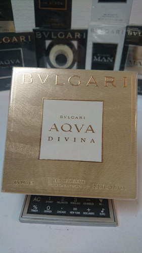 4c7297214a bvlgari aqva divina edt 65ml lacrado. Carregando zoom.