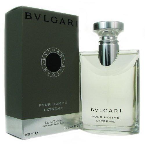 bvlgari extreme de bvlgari para los hombres. eau de toilett