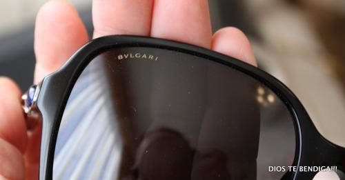 bvlgari gafas de sol con piedras autenticas