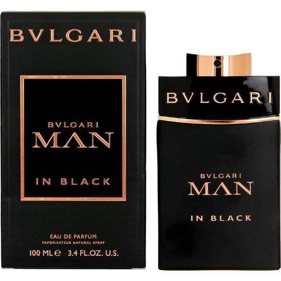 95edeafb82a42 Bvlgari Man In Black Bvlgari Masculino Eau De Parfum 100ml - R  279 ...