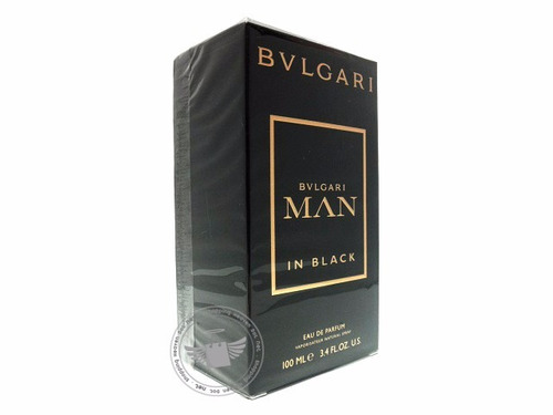 a73e094a27e Bvlgari Man In Black Eau De Parfum Masculino Original - R  400