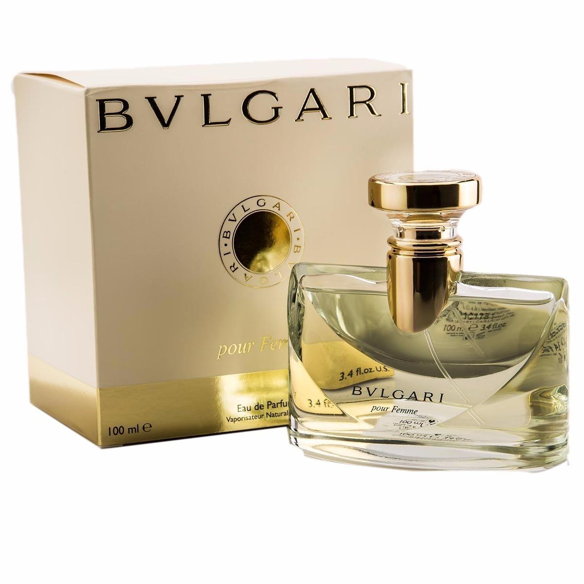 Bvlgari 100 De Parfum Nuevo Original Y Pour Eau Ml Femme OuTPkZiX