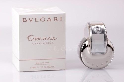 bvulgari mujer omnia crystalline dama 65 ml
