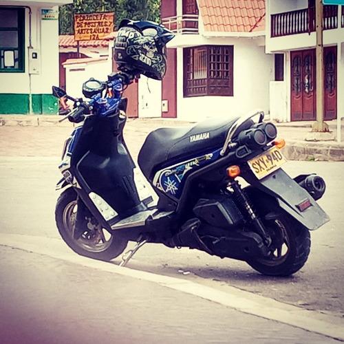 bws scooter yamaha